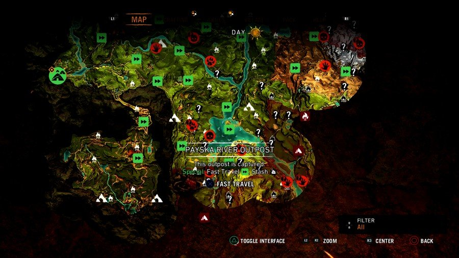 Where To Find South Stone Dust In Far Cry Primal