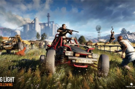How To Access Dying Light: The Following DLC