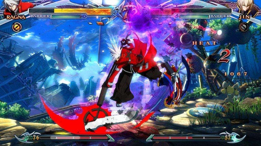 BlazBlue Chrono Phantasma Extend Review - Gamers Heroes