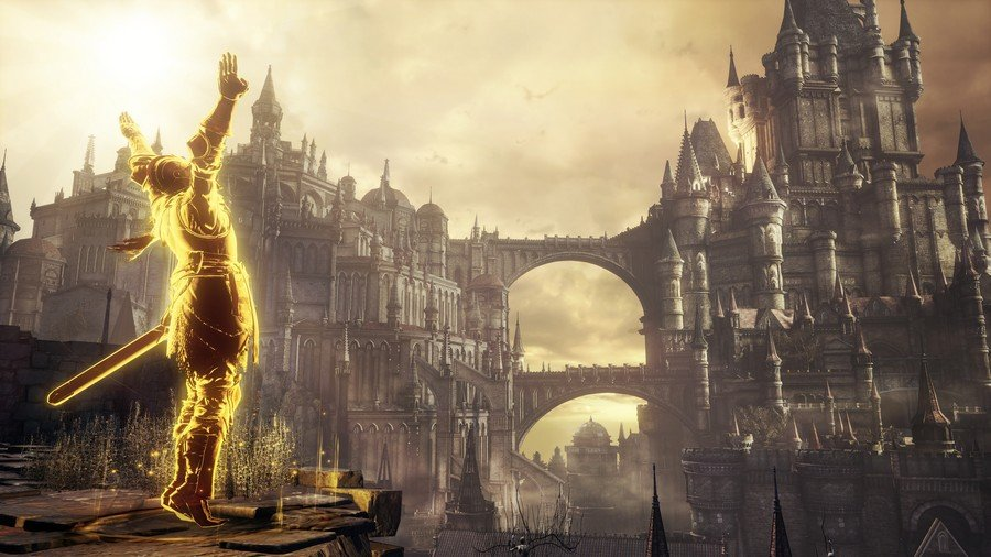 Dark Souls 3 Gets Beautiful New Screenshots