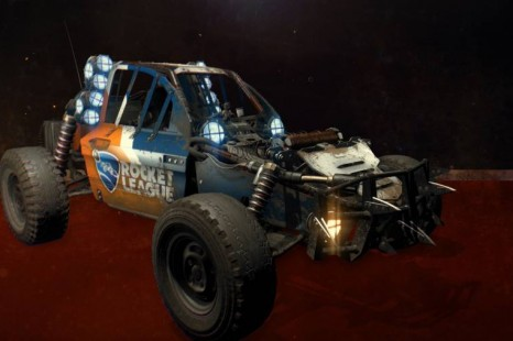 Rocket League Meets Dying Light With New Paint Job