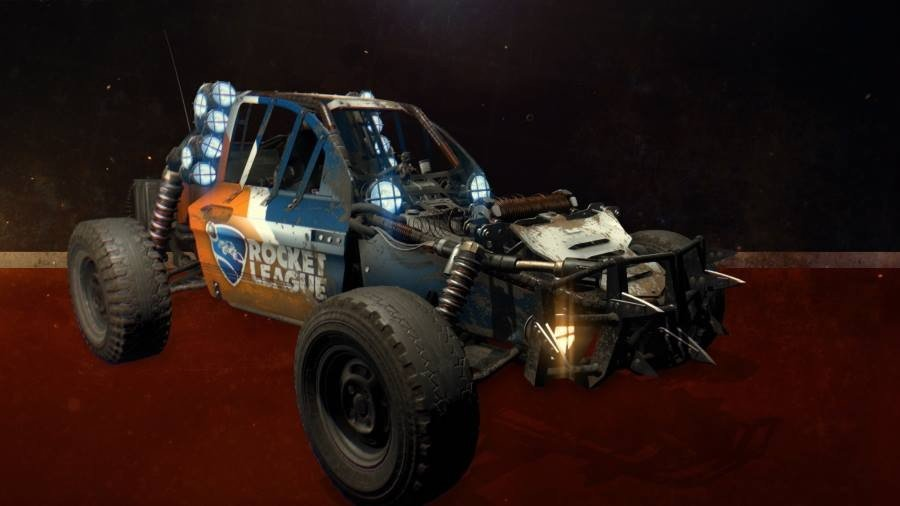 Dying Light Rocket League - Gamers Heroes