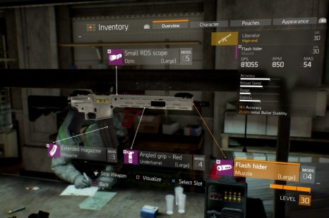 How To Get The Liberator High-End Assault Rifle In The Division