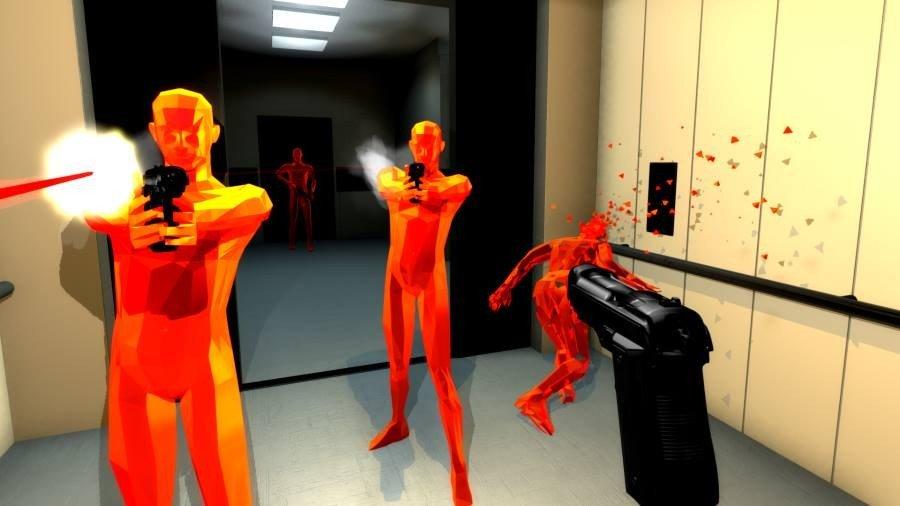 Superhot Review - Gamers Heroes