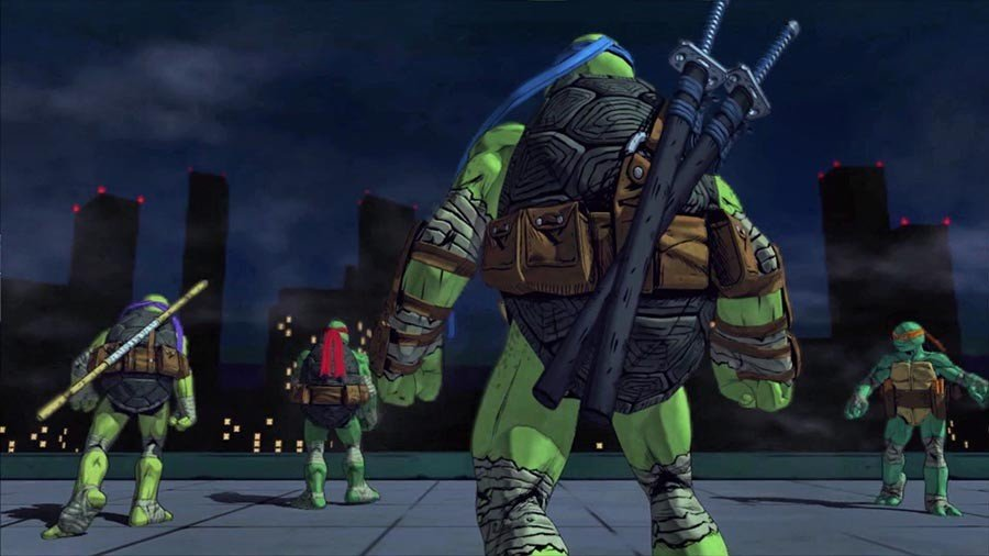 Teenage Mutant Ninja Turtles Mutants in Manhattan - Gamers Heroes