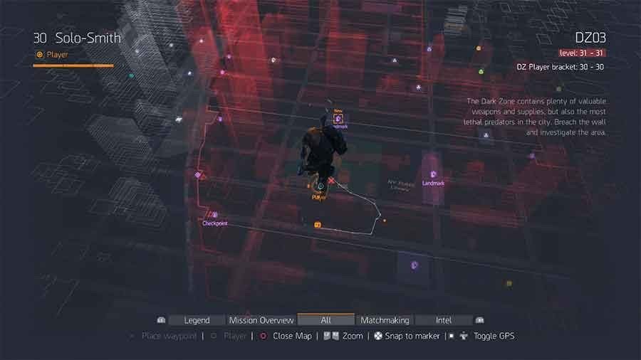 The-Division-Phoenix-Credits-Guide---Torch-Location