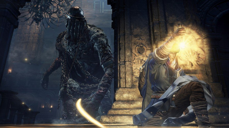 Where To Use The Coiled Sword In Dark Souls 3