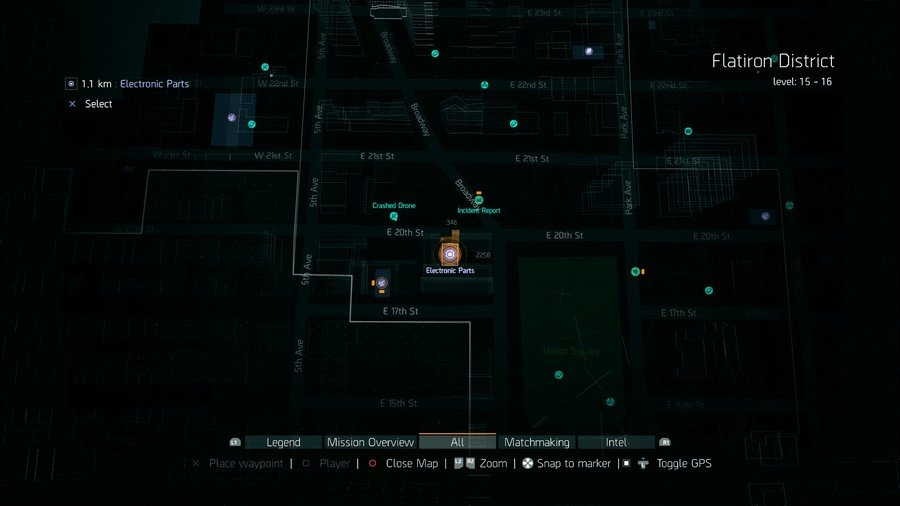 Where To find Lots Of Electronic Parts In The Division