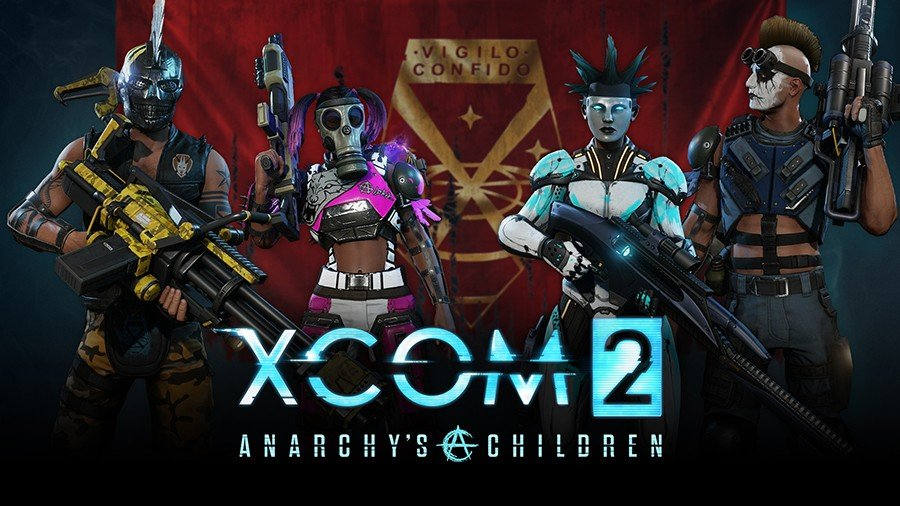 XCom 2 - Gamers Heroes