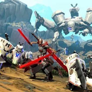 Battleborn Legendary Gear Items For Each Character – Legendary Specifics