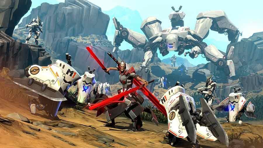 Battleborn Legendary Gear Items For Each Character - Legendary Specifics