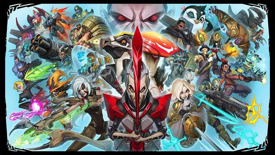 Battleborn - Gamers Heroes