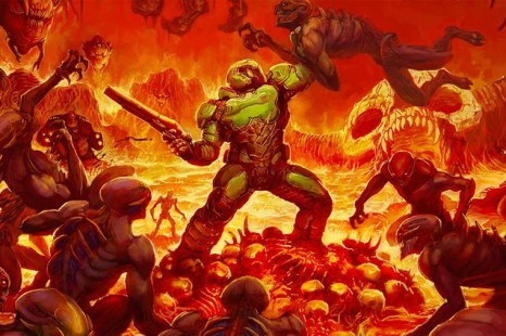 DOOM for Nintendo Switch Now Available
