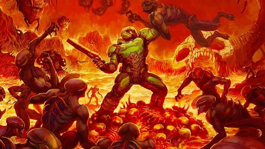DOOM - Gamers Heroes