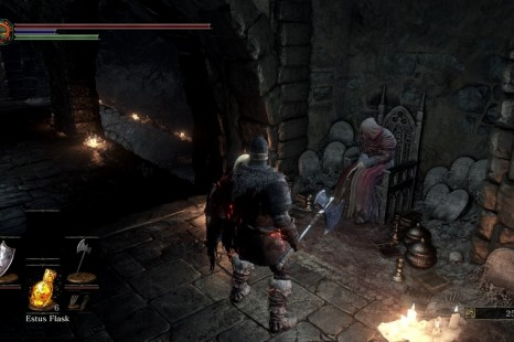 Dark Souls 3 Guide: Umbral Ash Location Guide