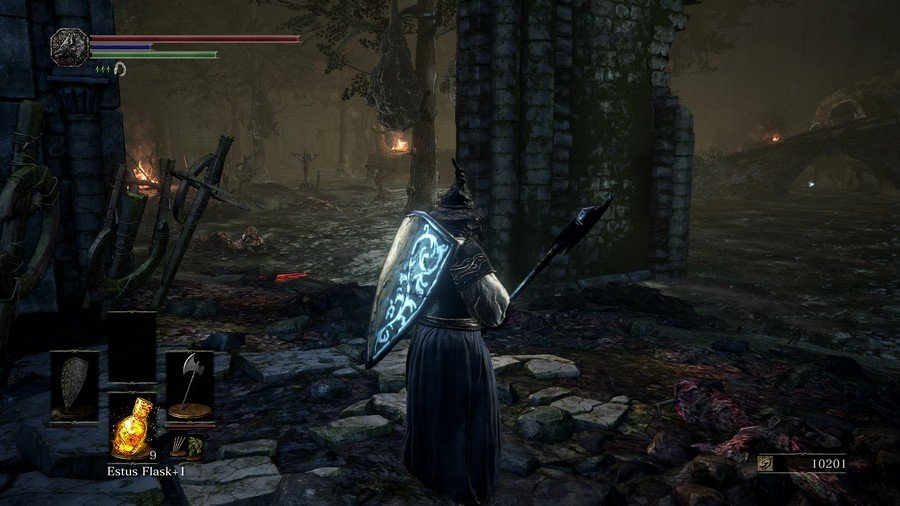 Dark Souls 3 Guide: Blacksmith Coal Location Guide