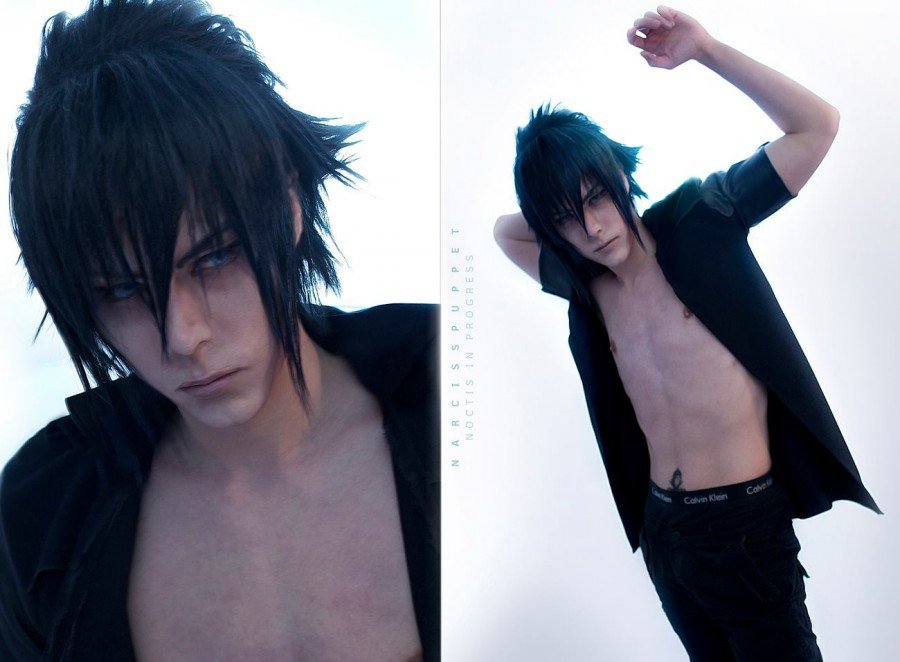 Final Fantasy XV Noctis Cosplay - Gamers Heroes