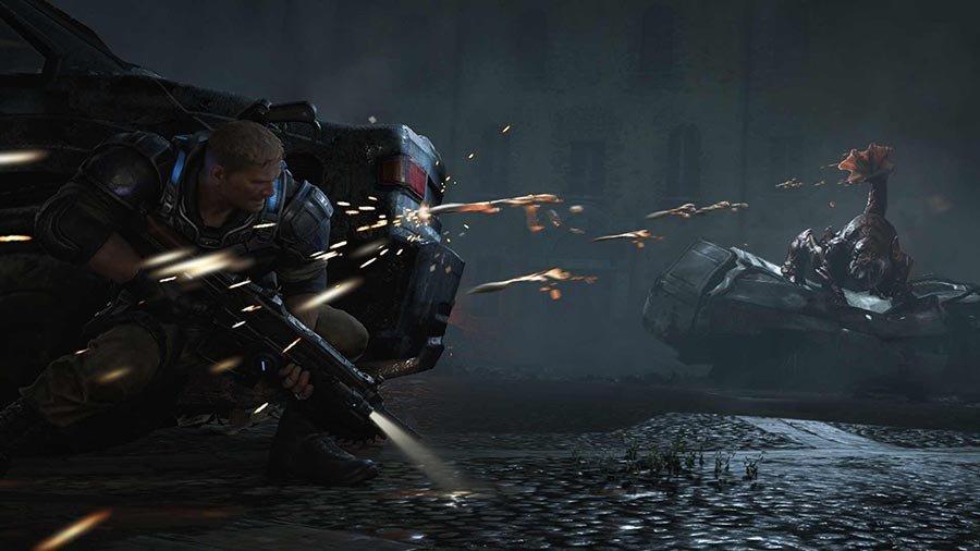 Gears of War 4 - Gamers Heroes