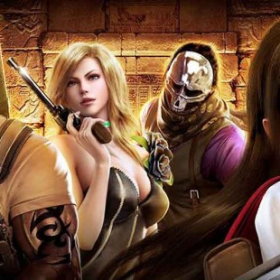 Bandai Namco's Free-To-Play Dungeon Crawler, Lost Reavers, Open Beta Now Available On Wii-U