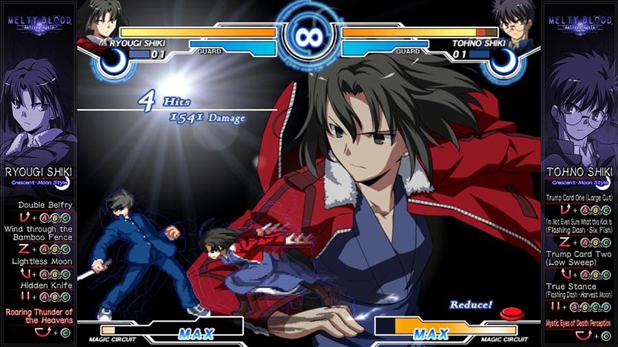 Melty Blood Actress Again Review - Gamers Heroes