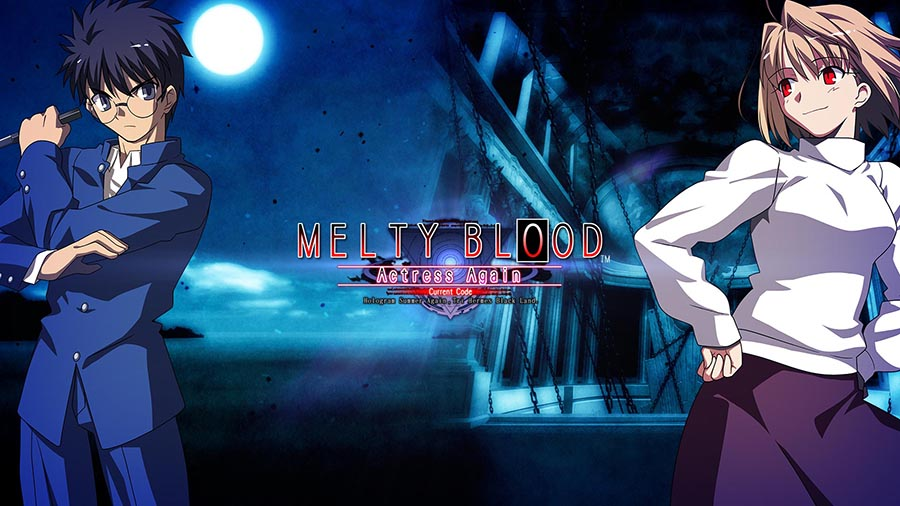 Melty Blood - Gamers Heroes