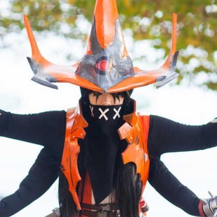 Cosplay Wednesday – Battleborn's Orendi