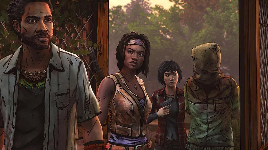 The Walking Dead Episode 3 - Gamers Heroes