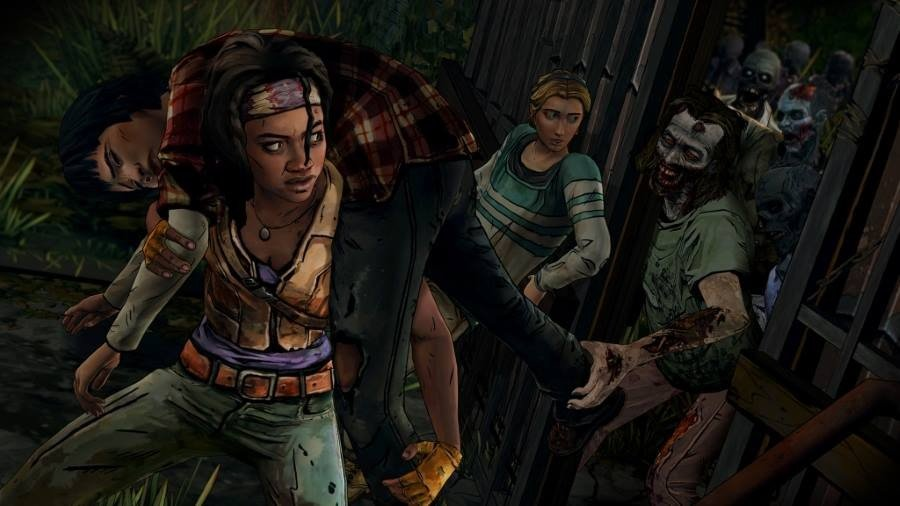 The Walking Dead Michonne Episode 2 - Gamers Heroes