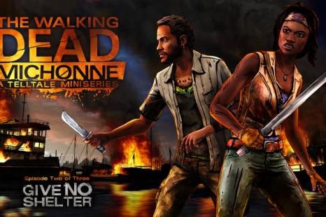The Walking Dead: Michonne Episode 2 Review