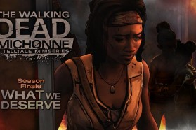 The Walking Dead: Michonne Episode 3 Review