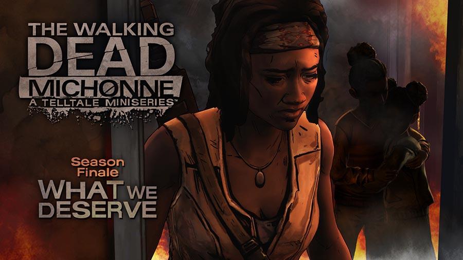 The Walking Dead Michonne Episode 3 - Gamers Heroes