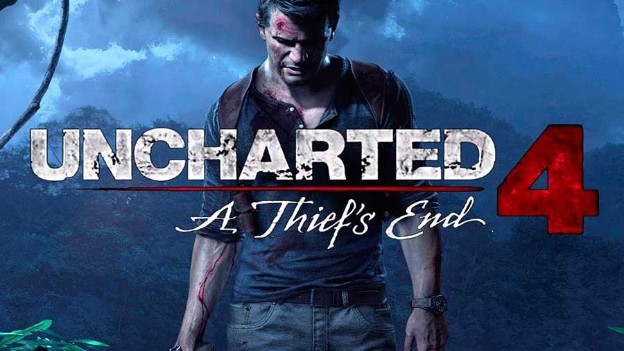 Uncharted 4 - Gamers Heroes