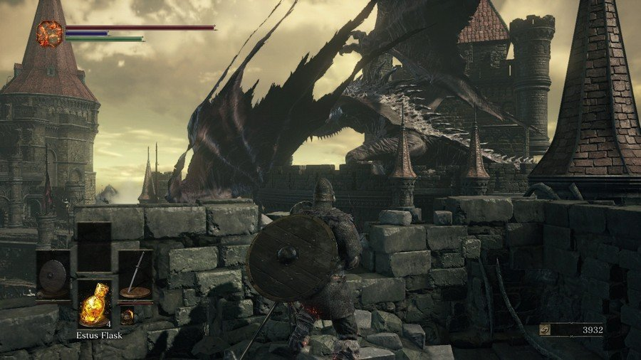 Where To Respec In Dark Souls 3