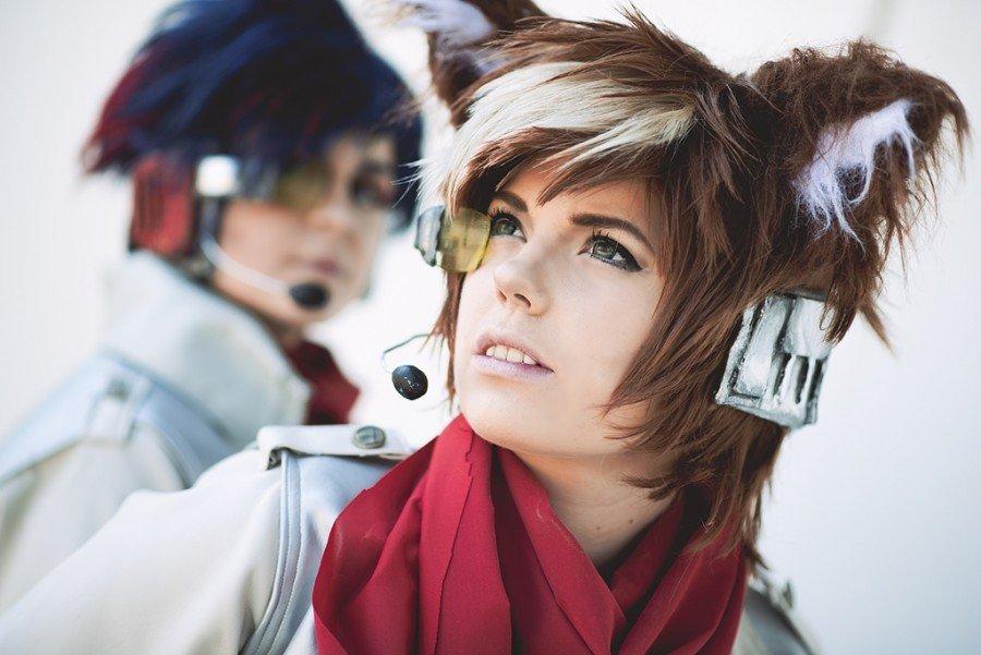 Star Fox Cosplay - Gamers Heroes