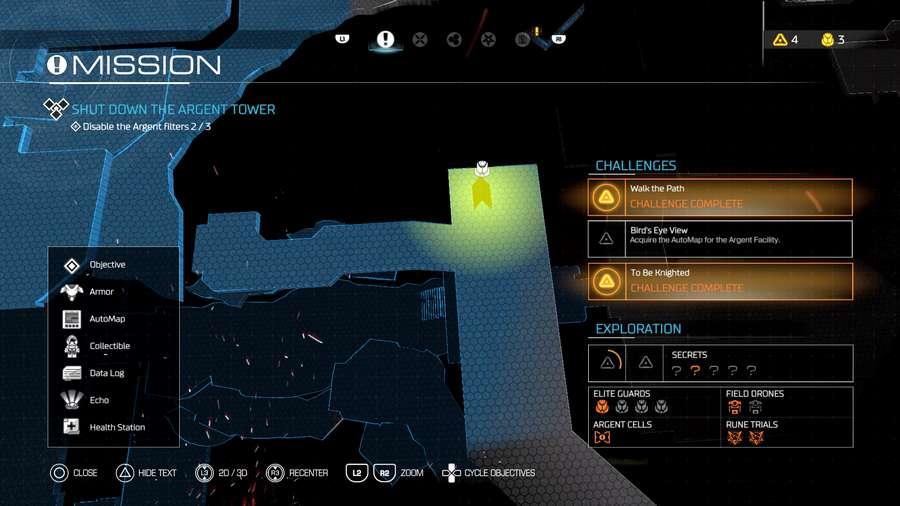 Argent Facility Praetor Upgrade 2