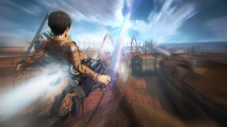 Attack On Titan Combat Trailers Released