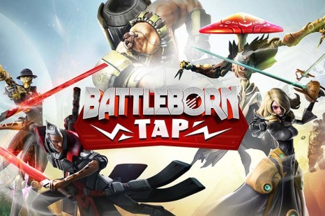Battleborn Tap Releases Today for Both iOS and Android
