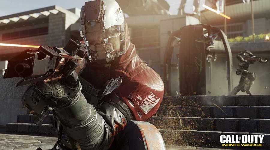 Call of Duty Infinite Warfare - Gamers Heroes
