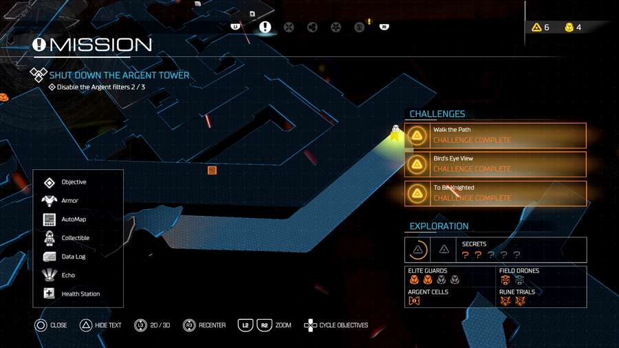 Doom Argent Facility Praetor Suit Upgrades 3
