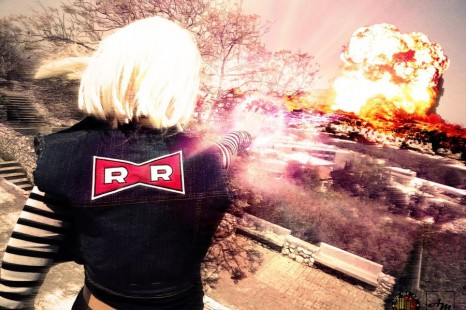Cosplay Wednesday – Dragon Ball Z's Android 18