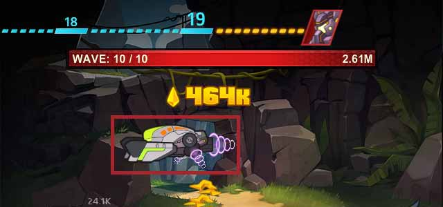 How To Get Lots Of Shards  In Battleborn Tap