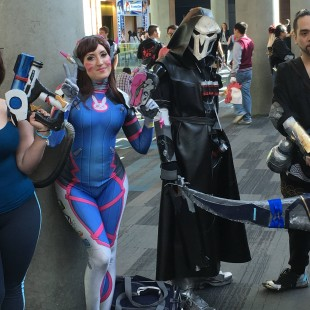 Cosplay Wednesday – Fanime 2016
