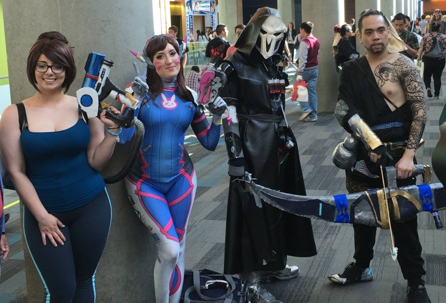 Overwatch Cosplay - Gamers Heroes