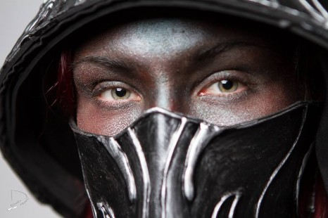Cosplay Wednesday – Skyrim's Nightingale Armor