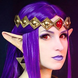 Cosplay Wednesday – The Legend of Zelda: A Link Between Worlds' Princess Hilda
