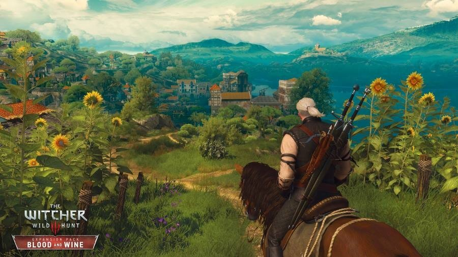 The Witcher 3 Blood and Wine - Gamers Heroes