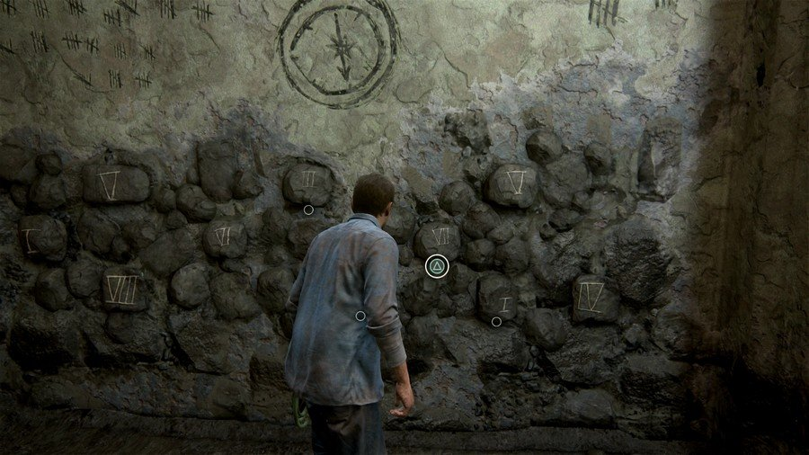 Uncharted 4 Guide: Chapter 2 Cell Puzzle Guide
