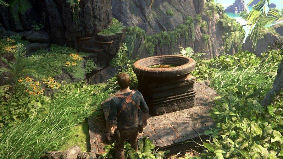 Uncharted 4 Strange Relic