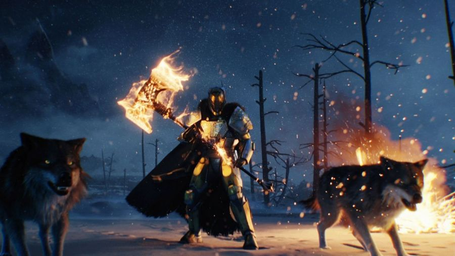 Destiny Rise Of Iron Gets Official Reveal Trailer