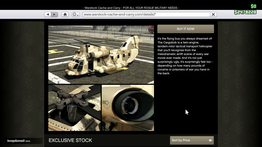 GTA 5 Finace And Felony Chopper 1